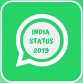 Indian Status 2019 icon