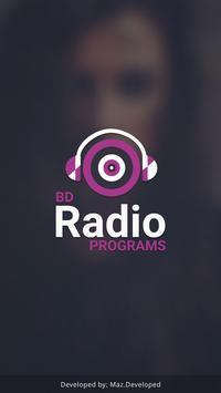 BD Radio Programs poster