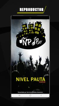 NP Player Poster
