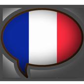 تعلم اللغة الفرنسية mp3 icon