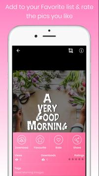 Pixacaly (Good Morning Images-Happy Birthday Pics) screenshot 4