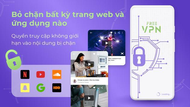 VPN miễn phí - VPN không giới hạn, Bảo mật nhanh bài đăng