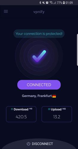 Download  Free VPN – limitless secure hotspot proxy vpnify Apk For Android 2021