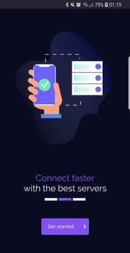 Free VPN - limitless secure hotspot proxy vpnify imagem de tela 5