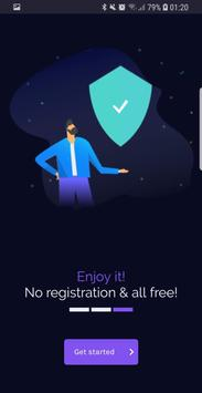 Free VPN - limitless secure hotspot proxy vpnify imagem de tela 6