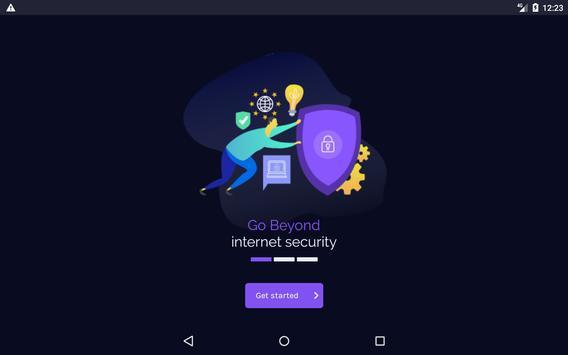 Free VPN - limitless secure hotspot proxy vpnify تصوير الشاشة 9