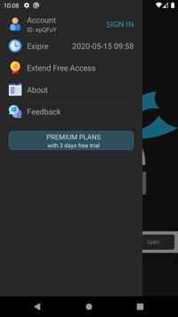 Ninja VPN - Proxy Unlimited screenshot 2