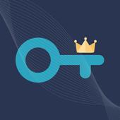 Dot VPN biểu tượng