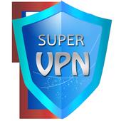Super VPN Free Client icon