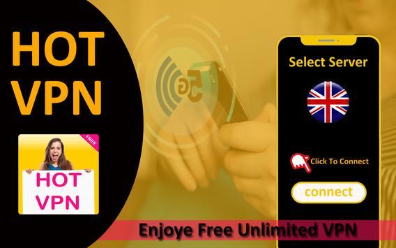VPN Super Speed - Free Unlimited Fast VPN Services screenshot 1
