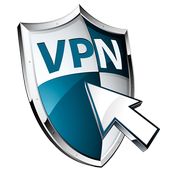 Vpn One Click (Free)-icoon