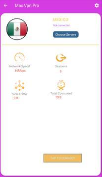 Maxtube VPN Premium 2019 screenshot 4