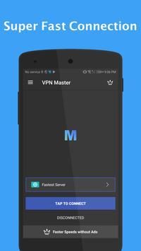 VPN Master poster