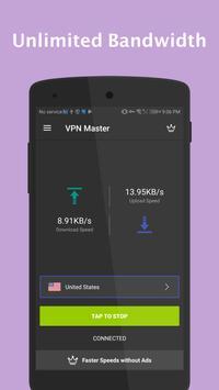 VPN Master screenshot 1