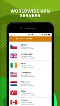Spade VPN -  Free & Secure Italy VPN Service screenshot 3