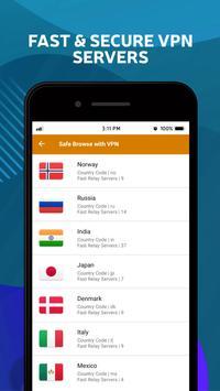 Spade VPN -  Free & Secure Italy VPN Service screenshot 1