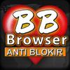 ikon BF-Brokep Browser Anti Blokir - VPN Browser