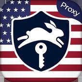 VPN USA - USA VPN Free icon