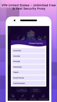 VPN USA - USA VPN Free screenshot 3