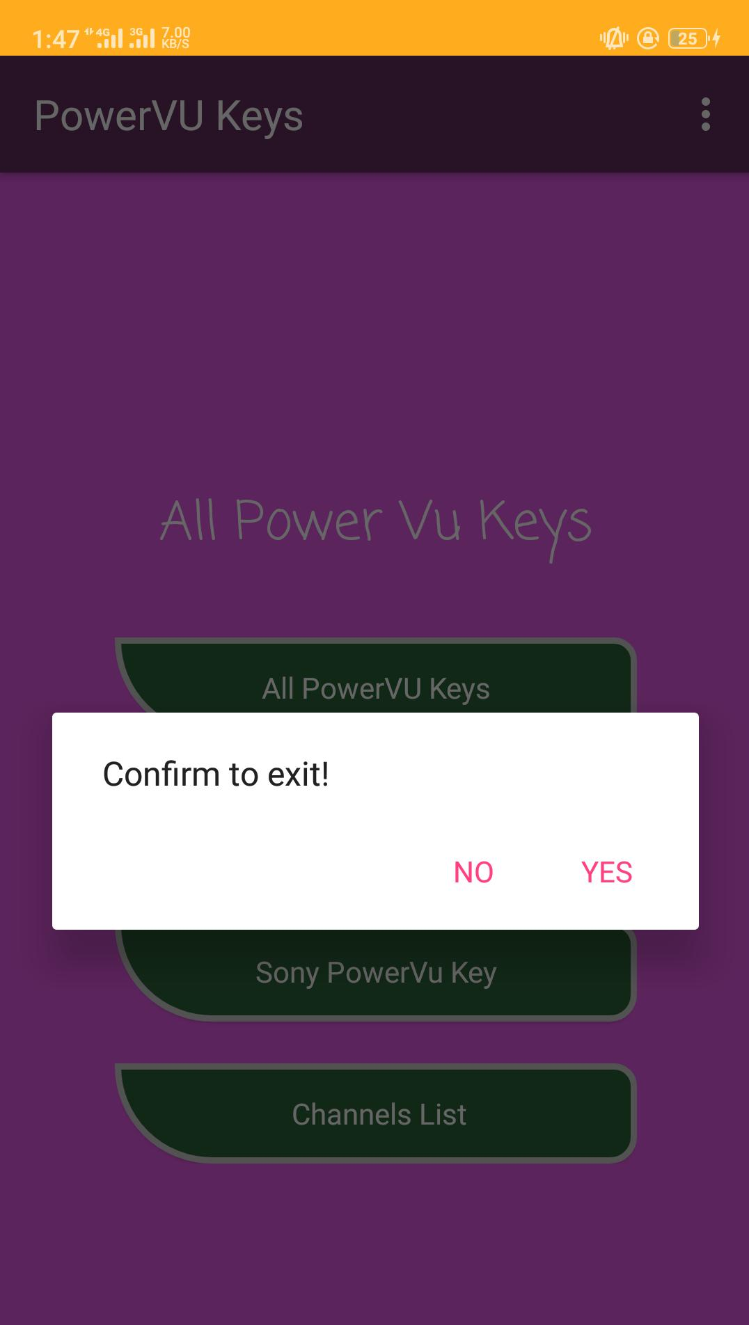 All PowerVU Key for Android - APK Download