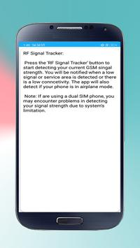 RF Signal Detector and RF Signal Tracker for Android - APK