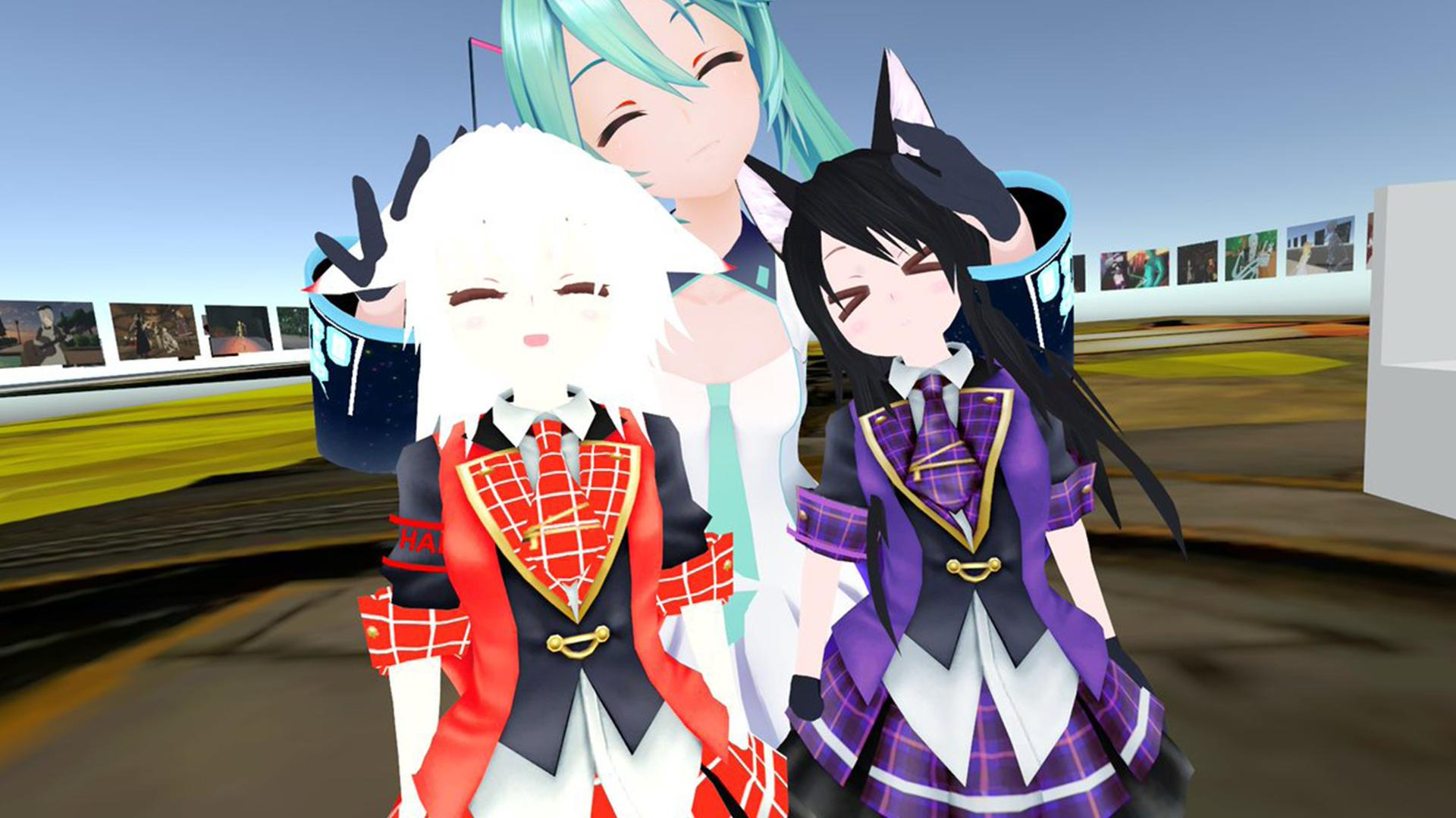 VRChat Anime Avatars for Android - APK Download