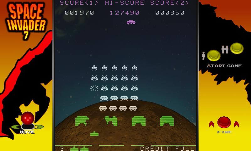 Space Invader 7 Trial For Android Apk Download