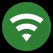 WiFi Analyzer (open-source) Zeichen