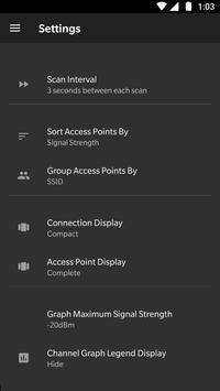 WiFi Analyzer (open-source) Screenshot 6