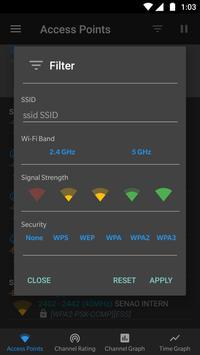 WiFi Analyzer (open-source) Screenshot 7