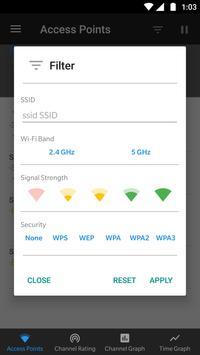 WiFi Analyzer (open-source) Screenshot 13