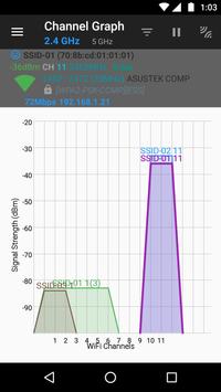 WiFiAnalyzer screenshot 11