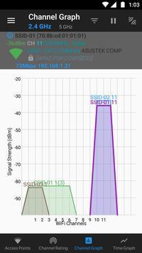WiFi Analyzer (open-source) Screenshot 11