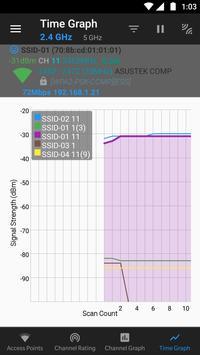 WiFi Analyzer (open-source) Screenshot 12