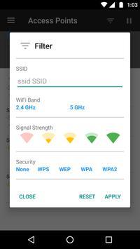 WiFiAnalyzer скриншот 14