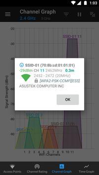 WiFi Analyzer (open-source) Screenshot 14