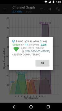 WiFiAnalyzer скриншот 15