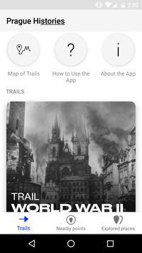 Prague Histories poster