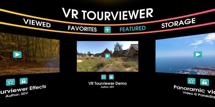 VR Tourviewer poster
