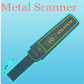 Metal Detector and Body Scanner icon