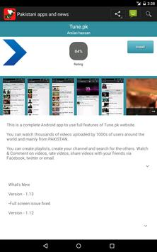 Pakistani apps and news screenshot 10