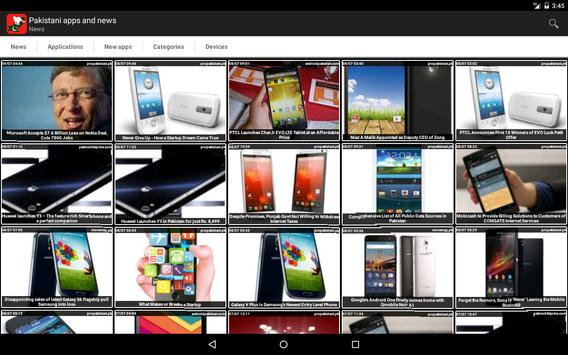 Pakistani apps and news screenshot 5