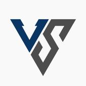 V Shred icon