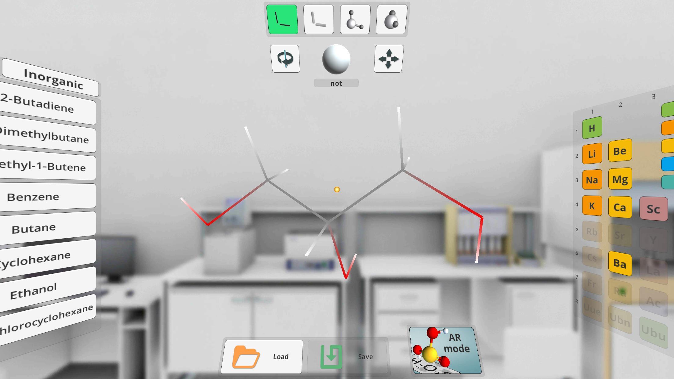 """Картинки по запросу """"AR VR Molecules Editor"""""""