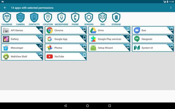 Revo App Permission Manager screenshot 16