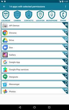 Revo App Permission Manager screenshot 12