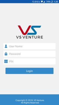 VS Venture poster