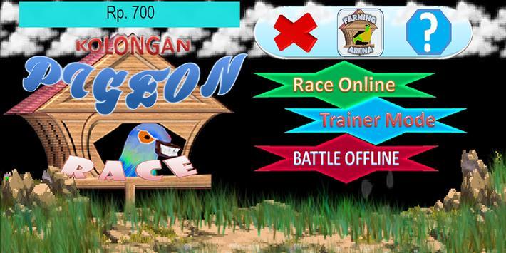 Kolongan Pigeon Race screenshot 2