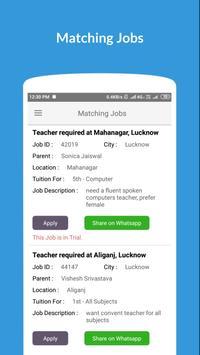 TheTuitionTeacher.com Official App screenshot 1