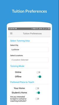 TheTuitionTeacher.com Official App screenshot 4